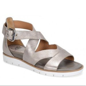 Sofft Mirabelle sandals in Anthracite